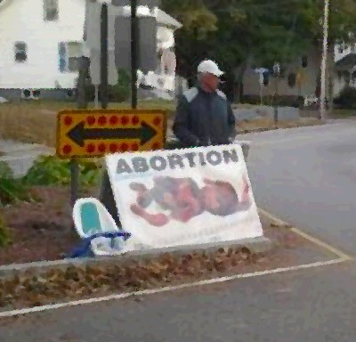 abortion guy