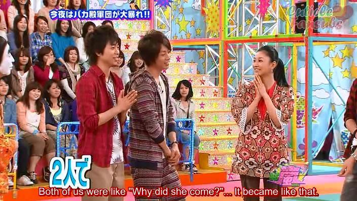 [2010.05.27] VS Arashi EP #95 (Arashi + Kikukawa Rei vs. Shimura Ken Team).avi_snapshot_02.53_[2013.08.09_01.48.35]
