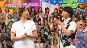 VS Arashi Golden #142 [2013.06.06] (Arashi + Oasis vs. News Caster) HQ.avi_snapshot_02.23_[2013.12.01_23.27.24]
