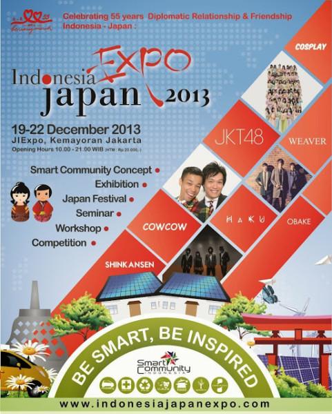 Indonesia Jepang Expo 2013