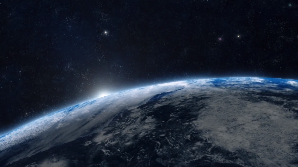 space 2 - Earth