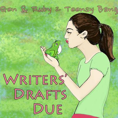 WritersDraftsDue_Frog