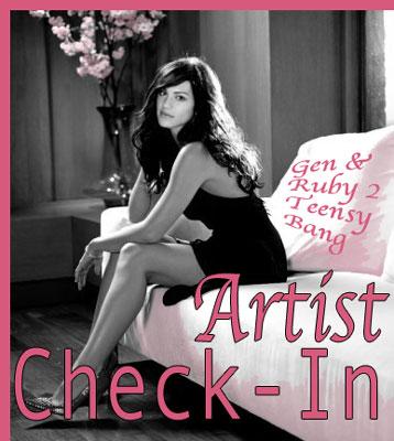 ArtistCheck-In