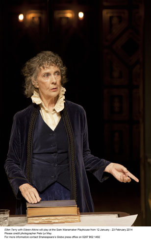 Eileen Atkins – Shakespeare's Women