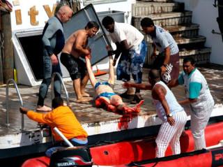 Трагедия в Шарм-эль-Шейхе
