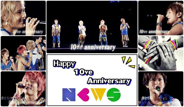 10ve anniversary