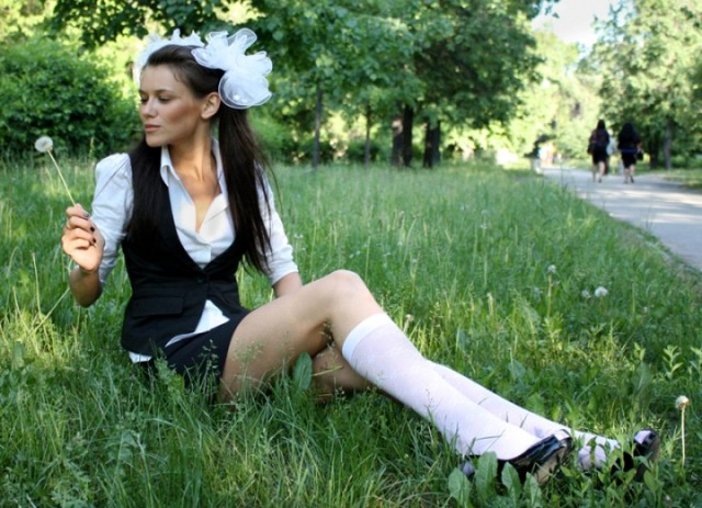 Russian girls Cute teen