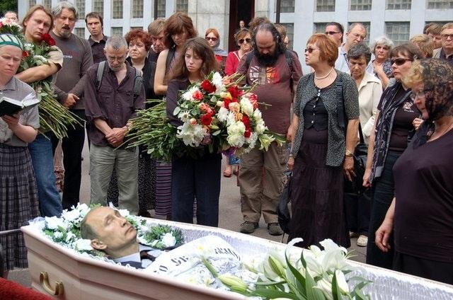 Смерть Путина