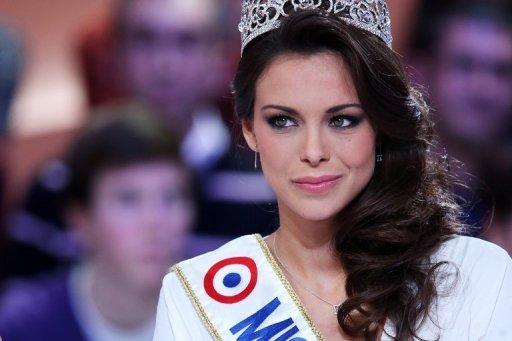 """Новую """"Мисс Франция"""" назвали слишком белой"""