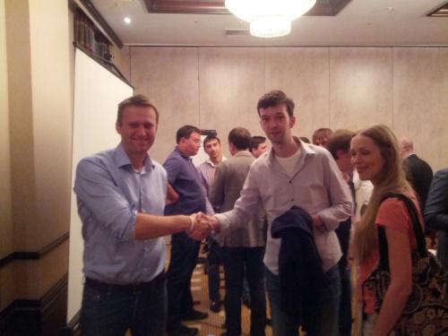 Как Навальный стал президентом Грузии