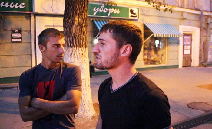 Саратовские чеченцы поговорили с националистами