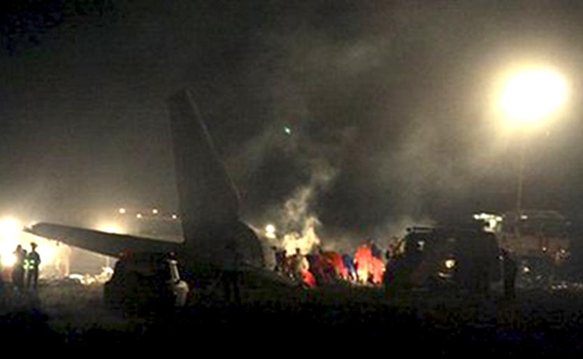 В Казани разбился пассажирский самолет. Список 50-и погибших
