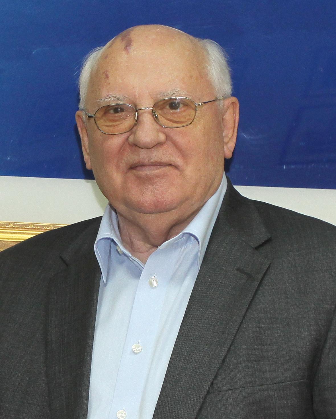 Горбачев не умер в Германии