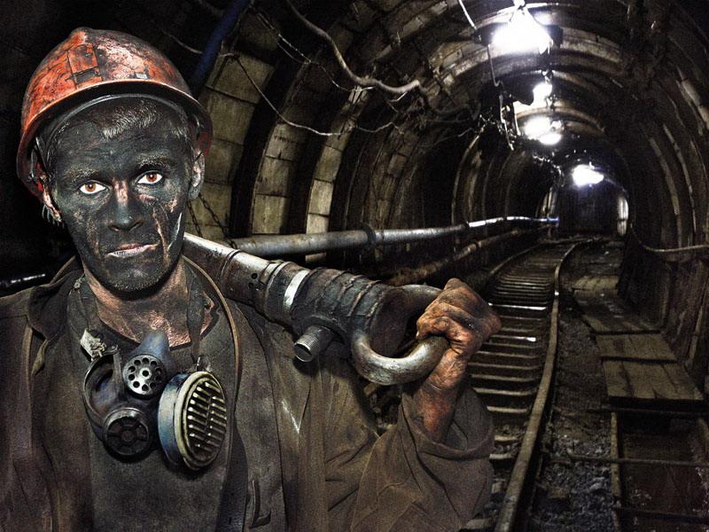 Каждый 10-й шахтер в Украине будет уволен