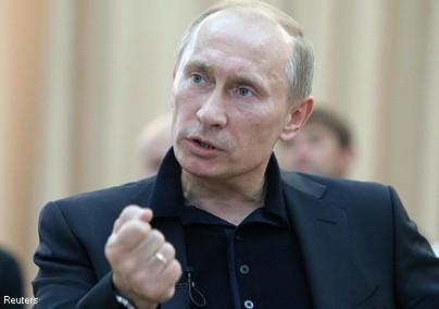 Ярость Путина