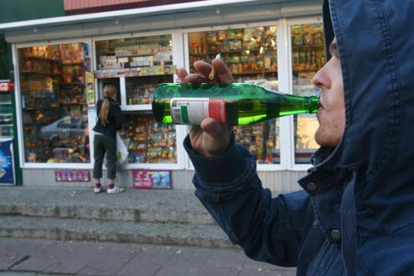 Алкоголизация России: как нас гробят