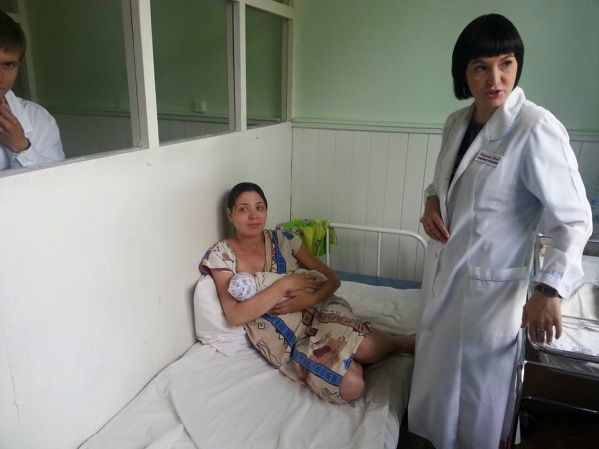 Роды на пороге. Любовь к ближнему в России