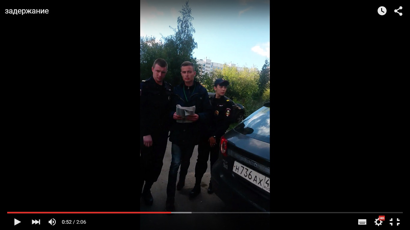 Парнасовцы сливают оппозицию в Костроме (видео)?