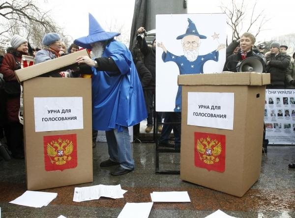 Российская оппозиция: работа на Кремль или отсутствие разума?