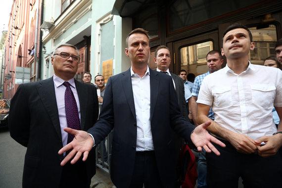 Свежая кровь для российской оппозиции