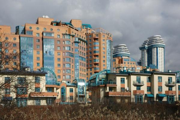 Рынок недвижимости говорит о бегстве состоятельных россиян