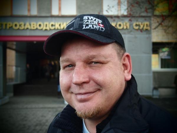 Оппозиционного блогера арестовали за вологодскую скатерть