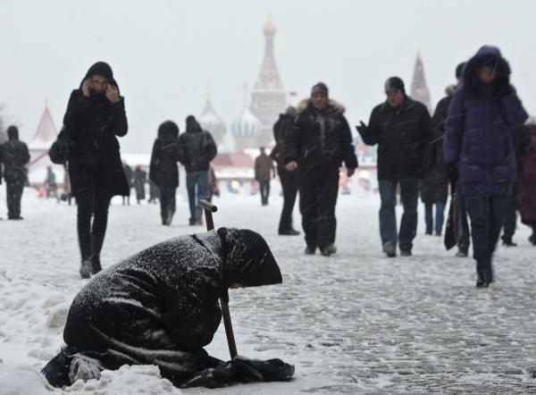 Пояса туже! В России за год стало на 2,3 миллиона больше бедных