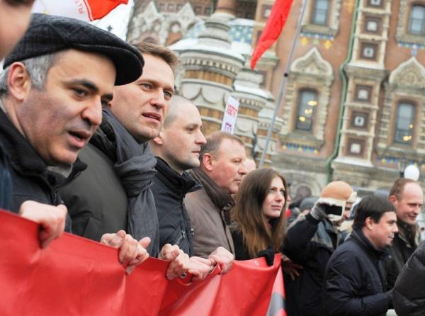 Россияне относятся к несистемной оппозиции теплее, чем кажется