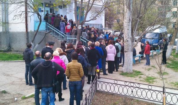 Медицина российского Крыма: лечим очередями