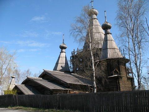 Деревянное зодчество русского Севера нуждается в уходе