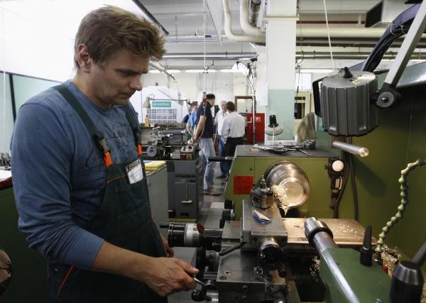 В России хромает производительность труда