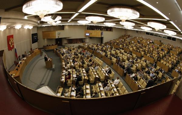 Сумма страхования российских депутатов выросла почти в 3 раза