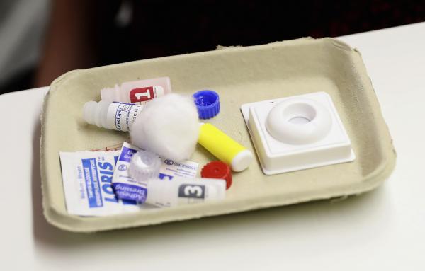 Борьба с ВИЧ получила политическую подоплёку