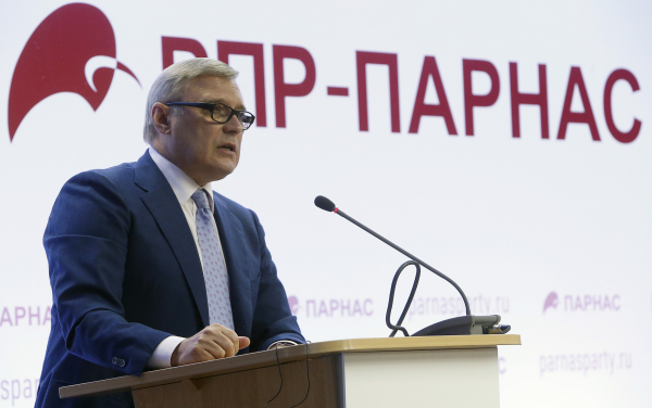 Крымским демаршем ПАРНАС лишил либералов шансов на выборах
