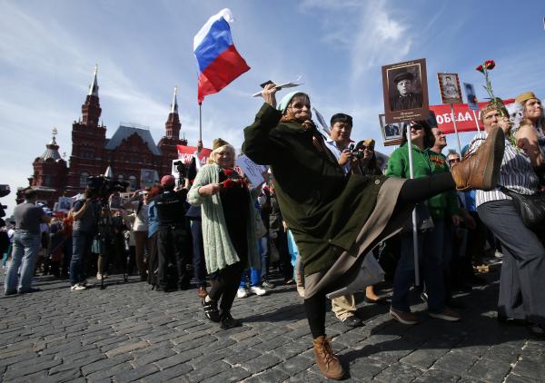 Россияне рассказали о своей готовности участвовать в политической жизни страны