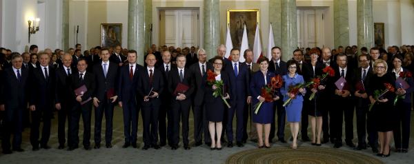 Польские политики показали свое истинное лицо