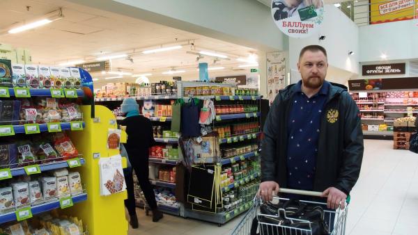 В центре Санкт-Петербурга обнаружился запрещенный сыр