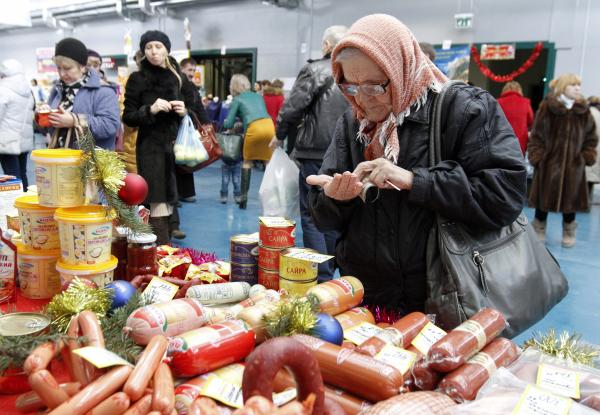 Российские граждане вступили на путь тотальной экономии