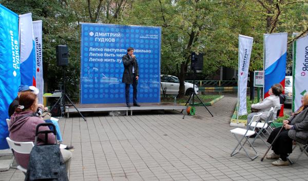Гудков нанёс жестокий удар по имиджу либеральной оппозиции