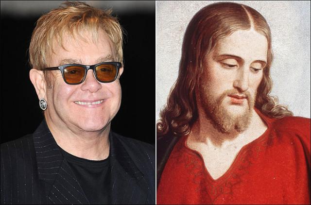 Геи иисус христос