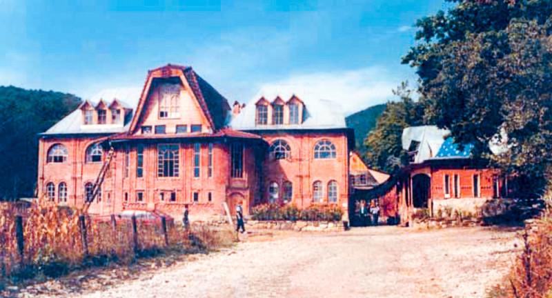 Школа Щетинина, где-то 2003 (?) год.