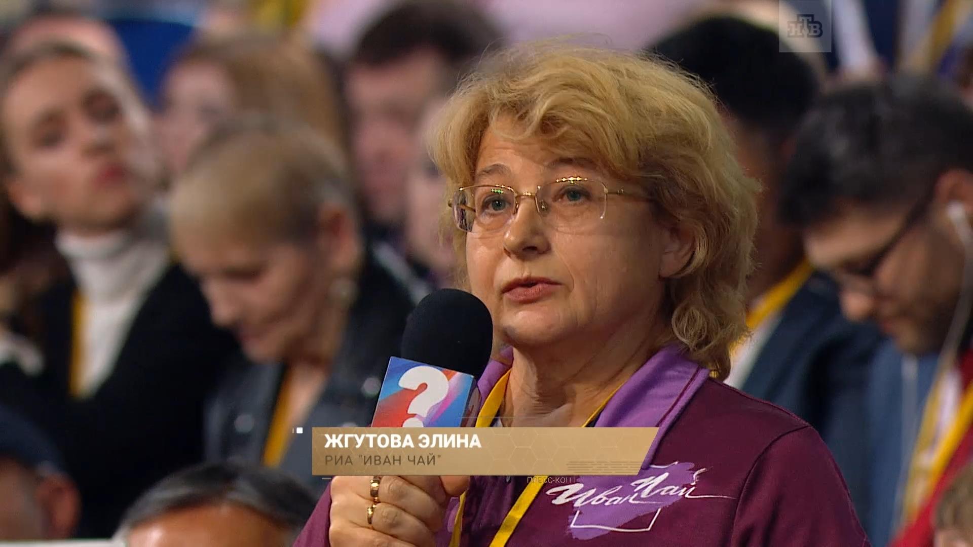 20191219-Путин призвал «спокойненько обсудить» законопроект о домашнем насилии~Жгутова-pic0