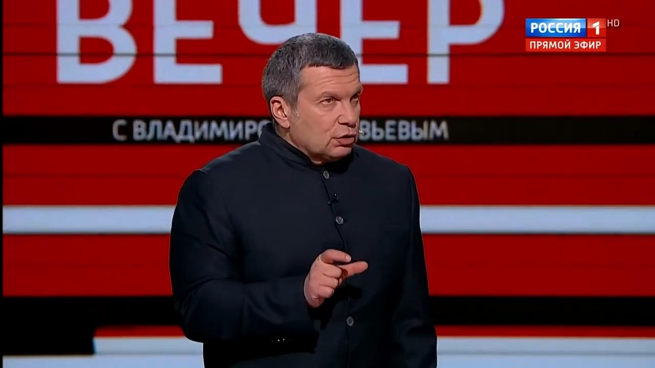 40-Вечер с Владимиром Соловьевым от 28.04.2020