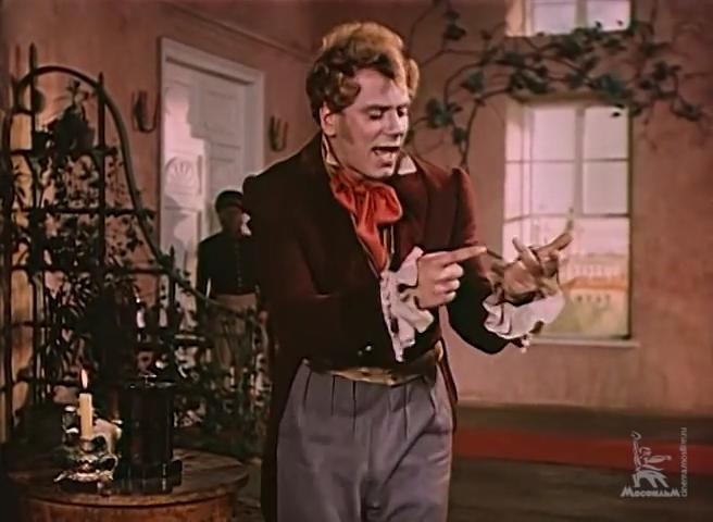 30-Ревизор (комедия, реж. Владимир Петров, 1952 г