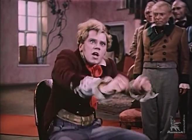 46-Ревизор (комедия, реж. Владимир Петров, 1952 г