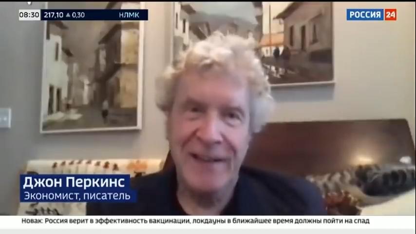 20210106-Вирус, меняющий мир-- Джон Перкинс об экономических убийцах - Россия 24-pic00