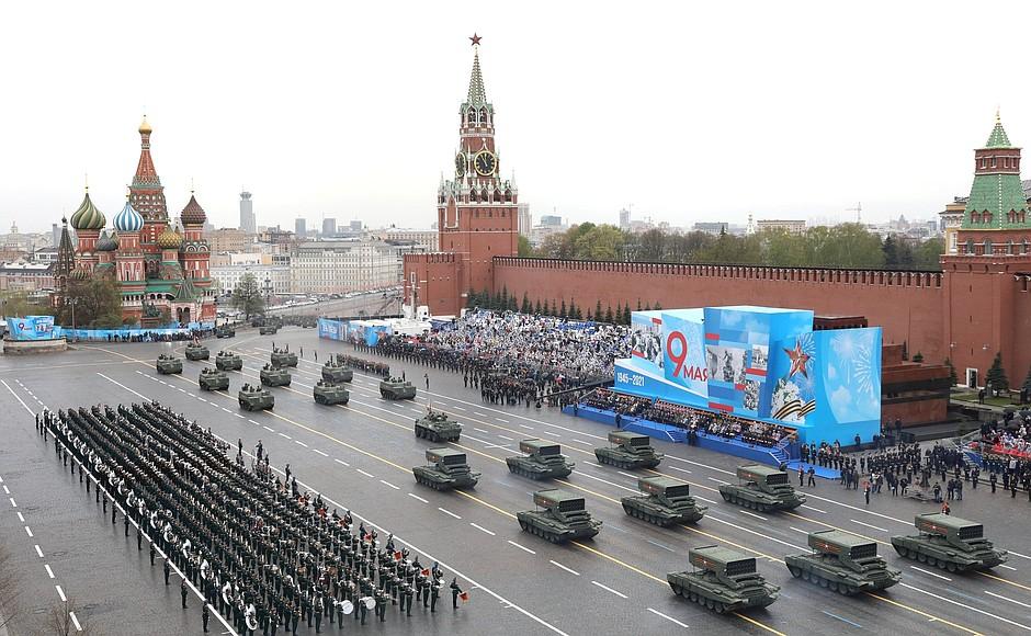 20210509-Парад Победы на Красной площади-pic0