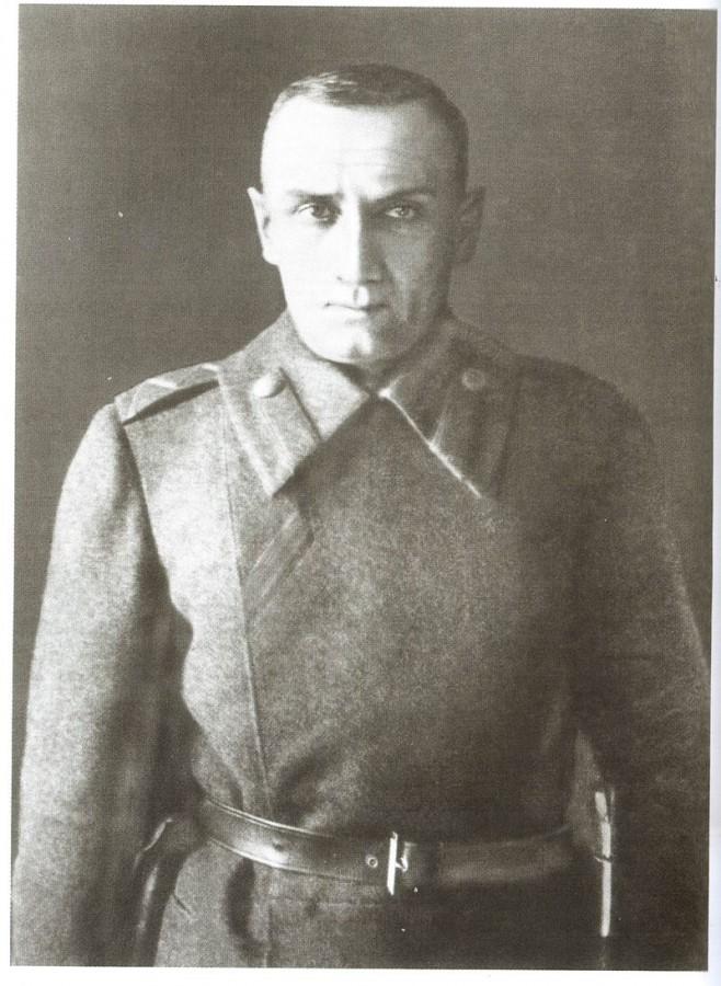 Последняя фотография Колчака. После 20 января 1920 год