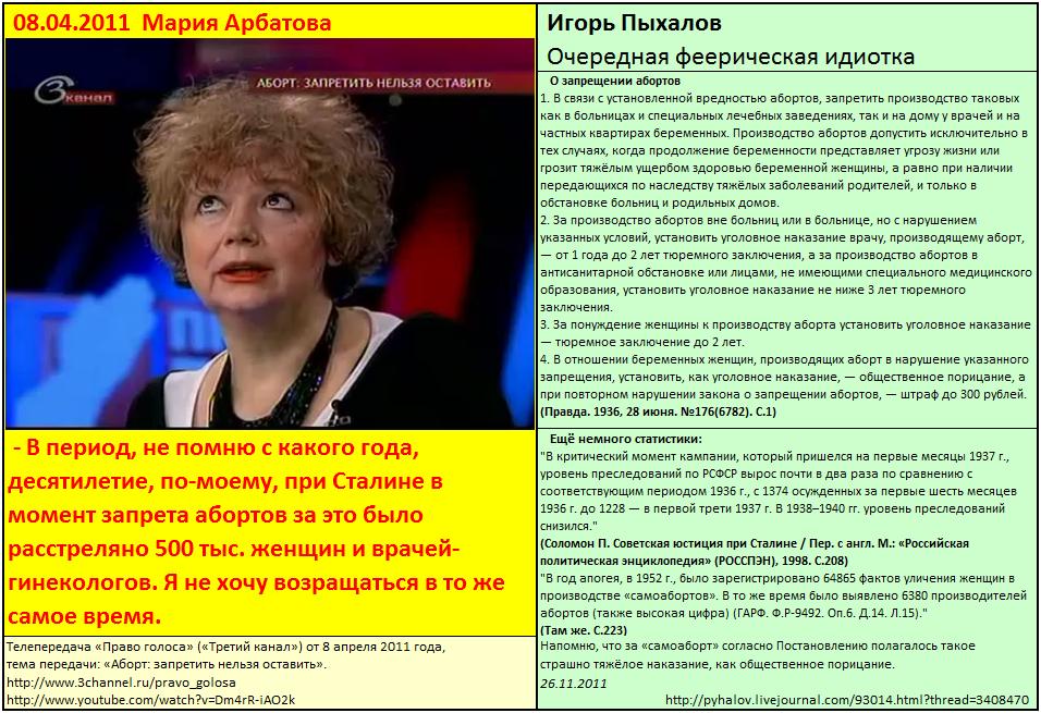 Арбатова-Пыхалов