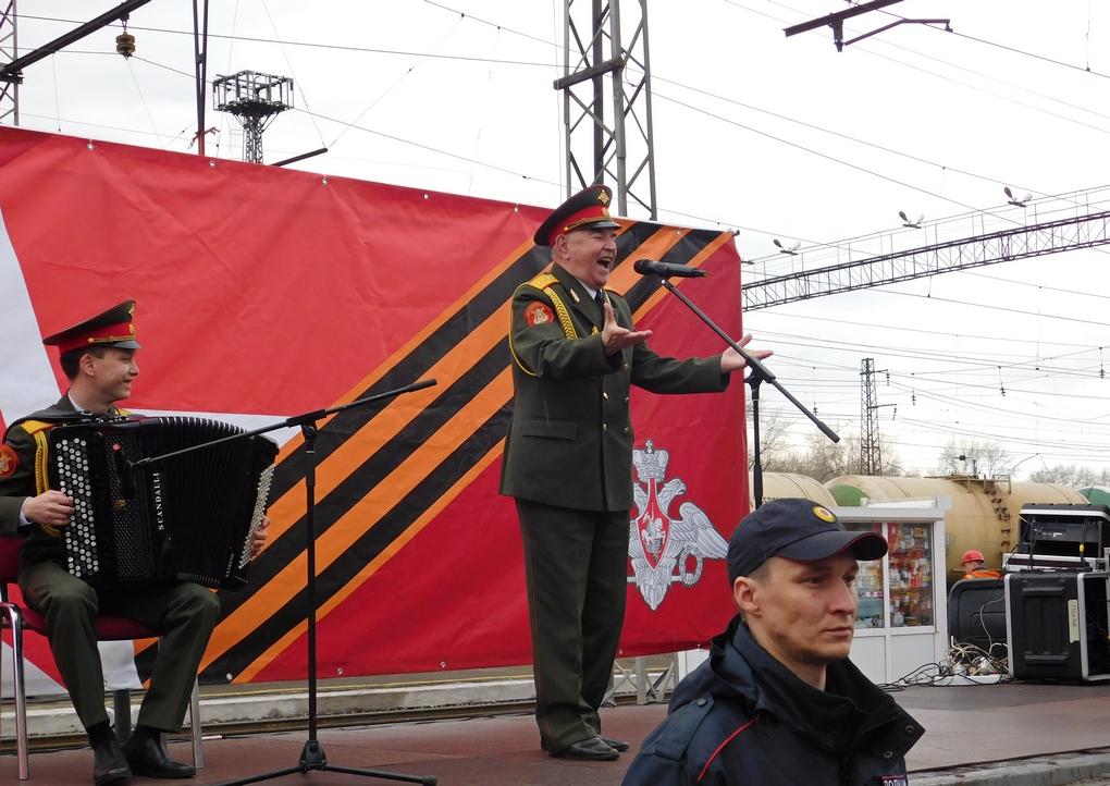 В Перми гостил поезд «Армия Победы»~16_9